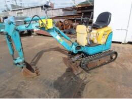 KUBOTA Mini excavators U-008DH                                                                         2005