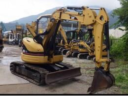 CATERPILLER Mini excavators 303SR                                                                         2004