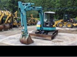 KUBOTA Mini excavators RX-503S                                                                         2006