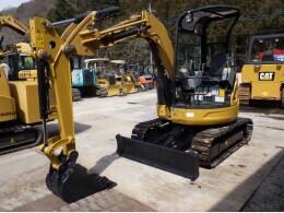 CATERPILLER Mini excavators 030SR                                                                         2013
