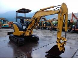 KOMATSU Mini excavators PC30MR-3                                                                         2009