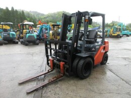 TOYOTA Forklifts 8FD25 2014
