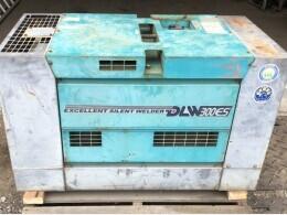 デンヨー 発電機 DLW-300ES