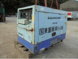 コマツ 発電機 KW230                                                                         1997年